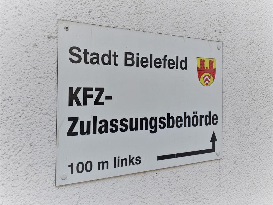 Zulassungsstelle Bielefeld